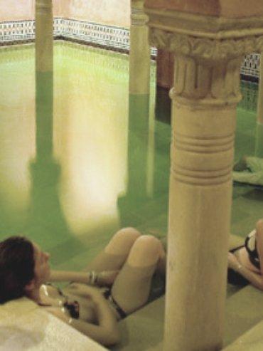 spa baños arabes para despedida en cordoba