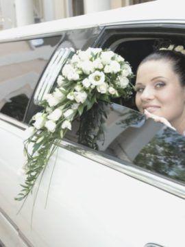 alquiler de limusina bodas