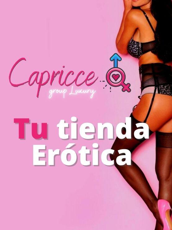 CAPRICCE SEX SHOP ESPECTACULOS LUXURY 1