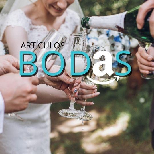 Los mejores artículos de Amazon para BODAS