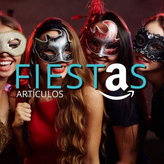 Los mejores artículos de Amazon para FIESTAS