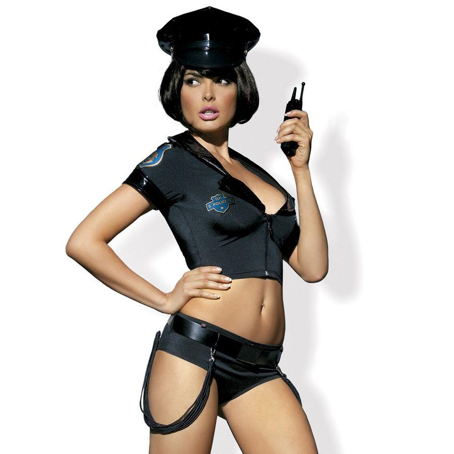 disfraz policía sexy 29.99 €