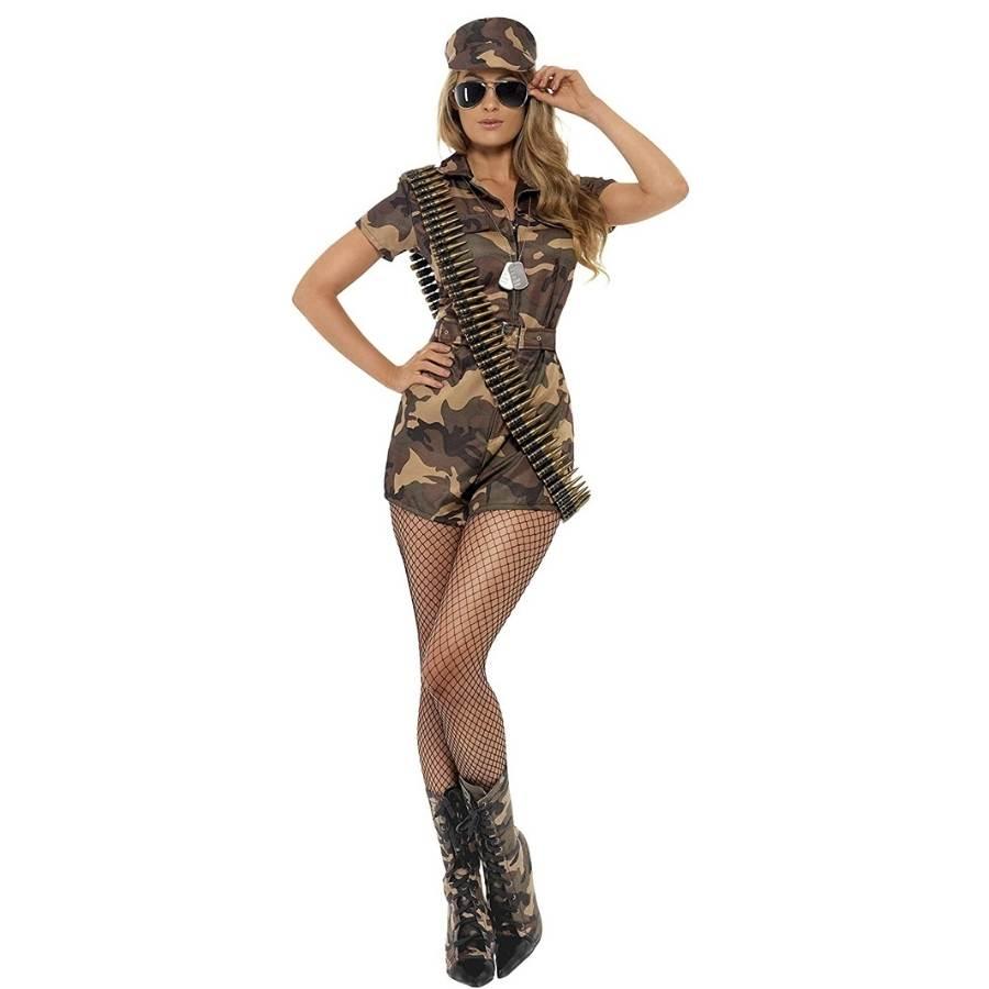 disfraz militar 23.44 €